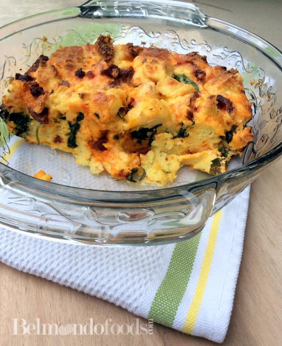 Breakfast Casserole Prep8