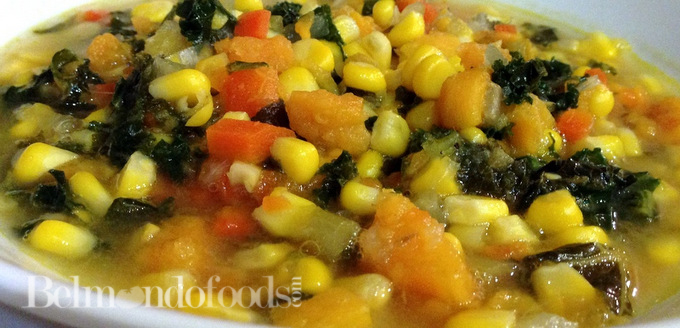 Kale,-potate-corn-soup