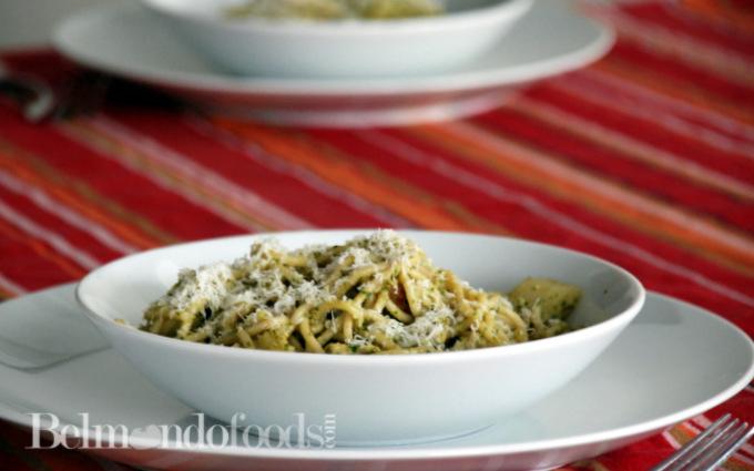 Pasta-Pesto-Prep10